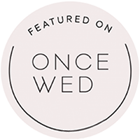 ONCEWED BADGE